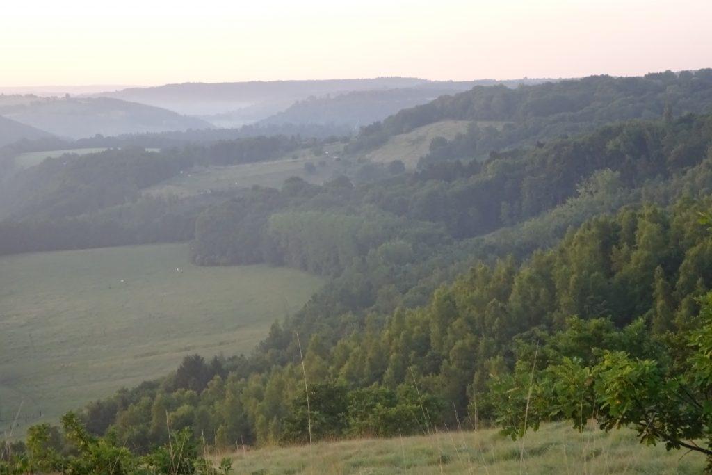 La vallée de la Vesdre, Trooz